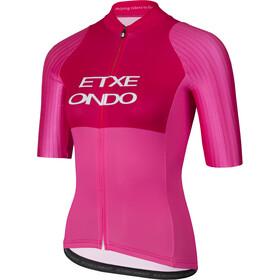 Etxeondo Ona Aero Jersey korte mouwen Dames, pink